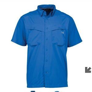 🐟Under Armour Fishing Shirt